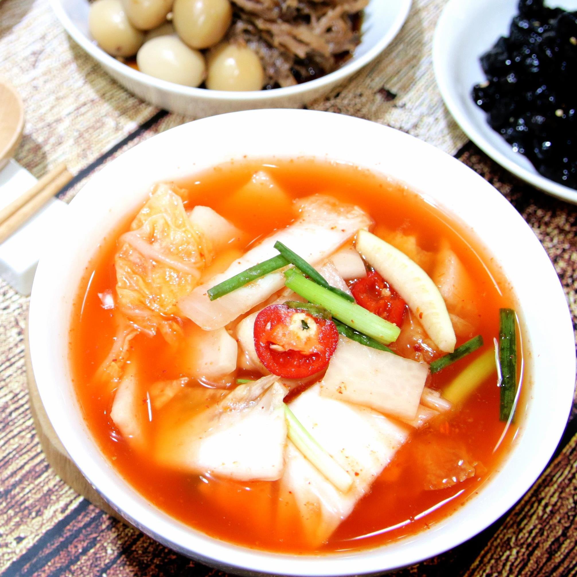 나박김치 (1kg)