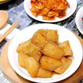 감자조림 (250g)